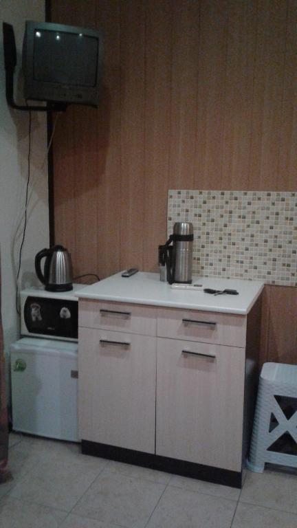 """Кухня или мини-кухня в АП """"Сантарини"""""""