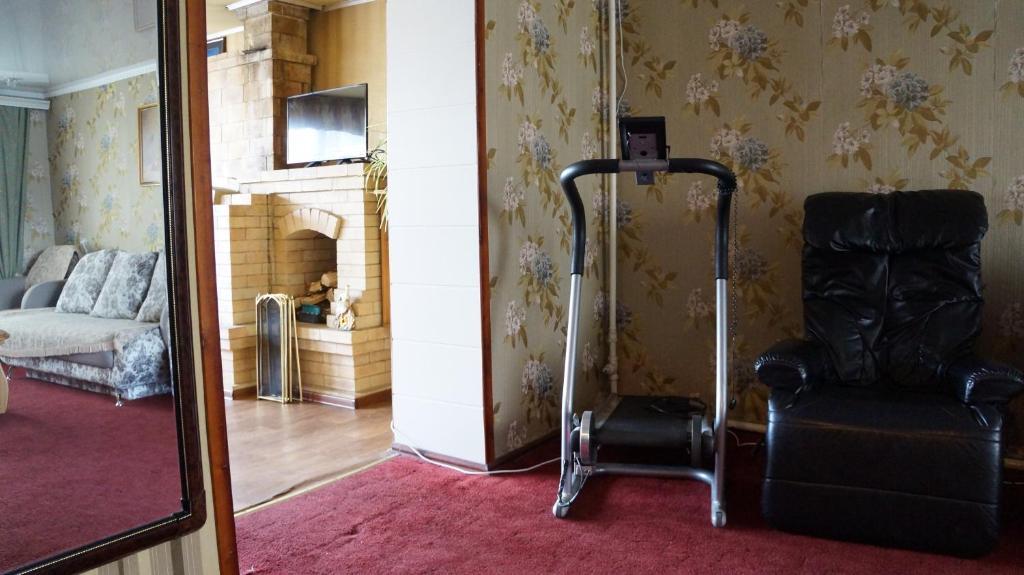 "Ванная комната в ""AMTO"" Guest House"