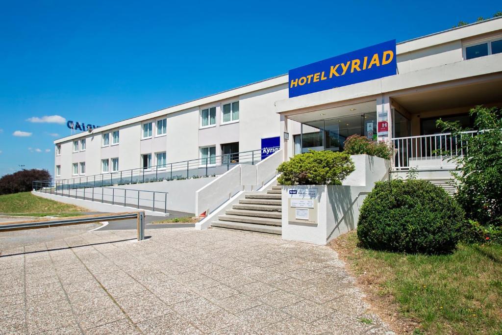 Kyriad Nemours Nemours, France