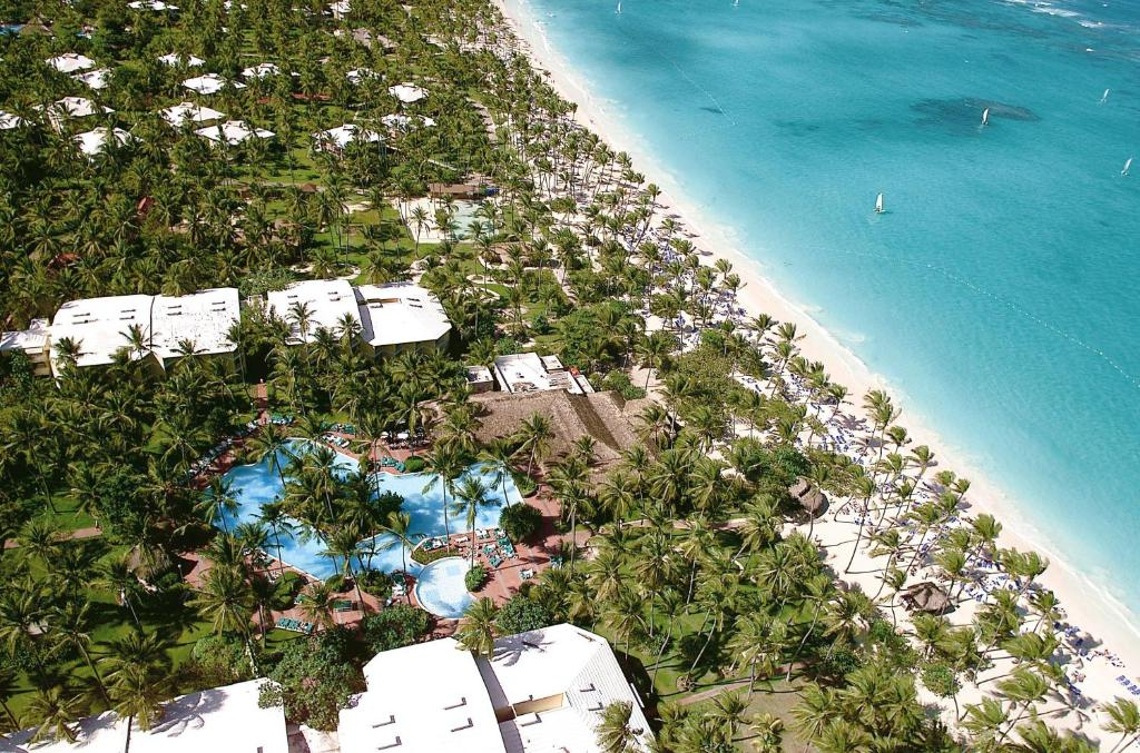 A bird's-eye view of Grand Palladium Punta Cana Resort & Spa - All Inclusive