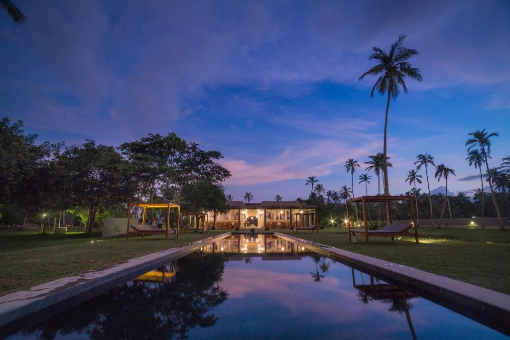 Piscina di Wirdana Resort & Spa o nelle vicinanze