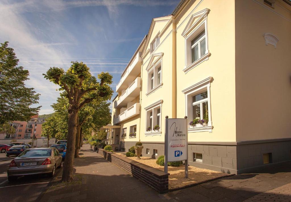 Hotel Weyer Bad Neuenahr-Ahrweiler, Germany