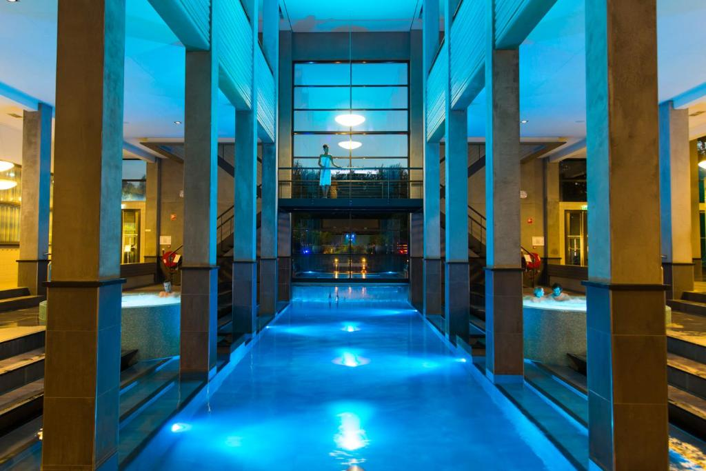 Spa Sport Hotel Zuiver Amsterdam, Netherlands