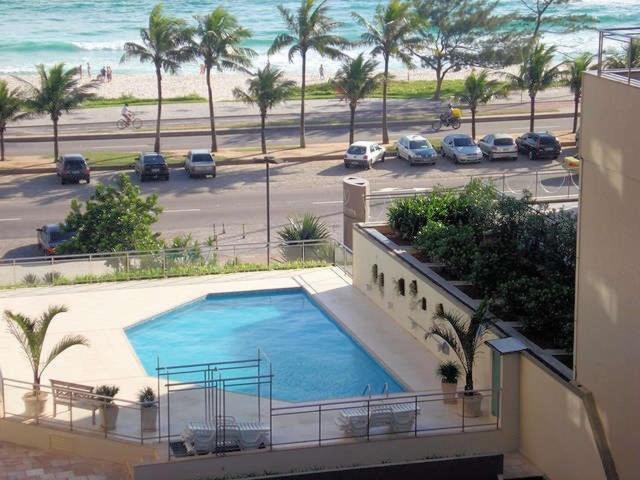 Apartamento na Praia da Barra