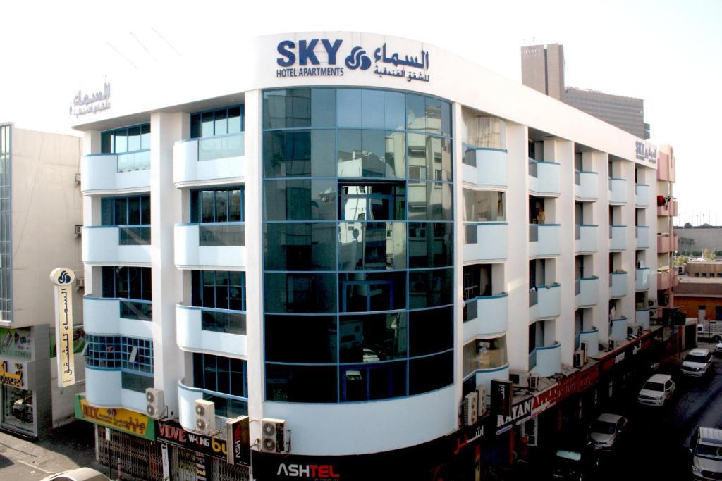 skyline hotel apartment апт дубай