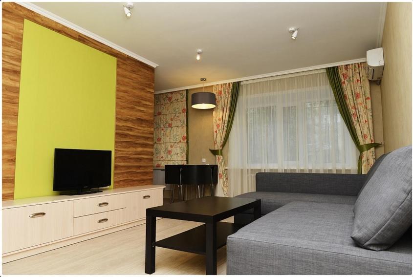 Apartment on Pichugina