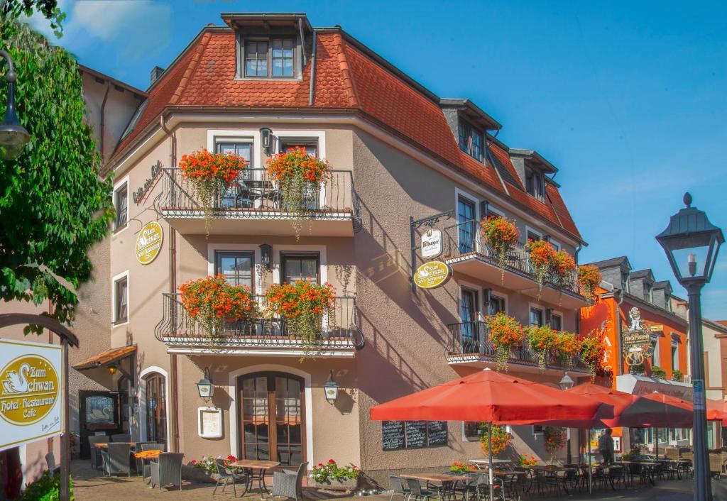 Hotel Restaurant Zum Schwan Mettlach, Germany