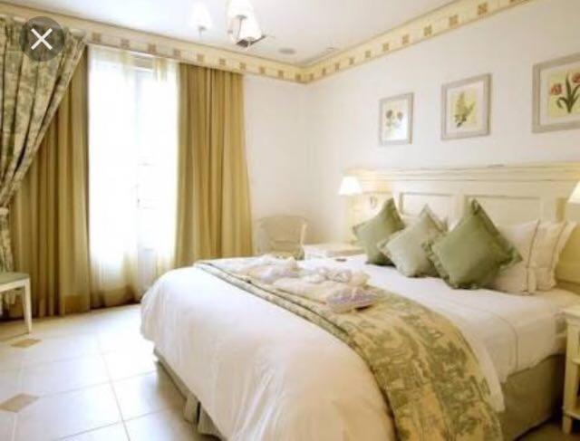A bed or beds in a room at Apartamento Il Campanario
