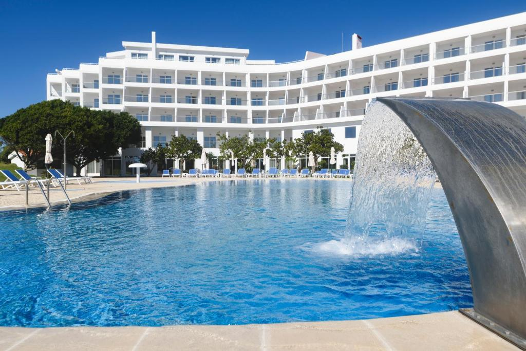 The swimming pool at or near MH Atlantico