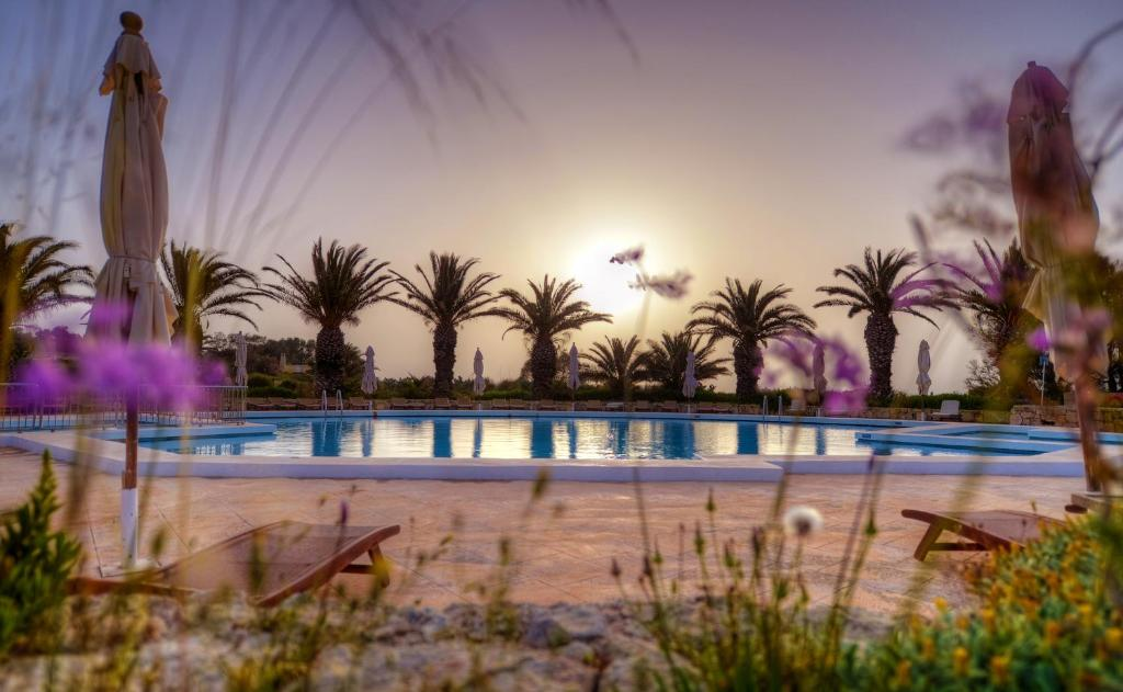 The swimming pool at or near Hotel Ta' Cenc & Spa