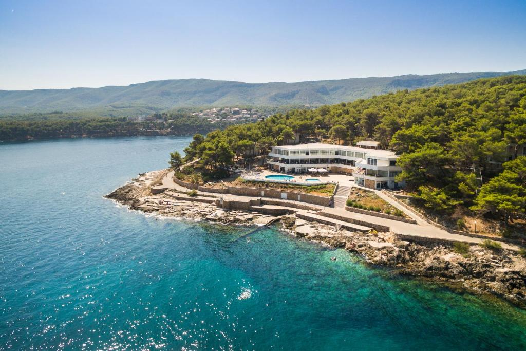 A bird's-eye view of Adriatiq Resort Fontana