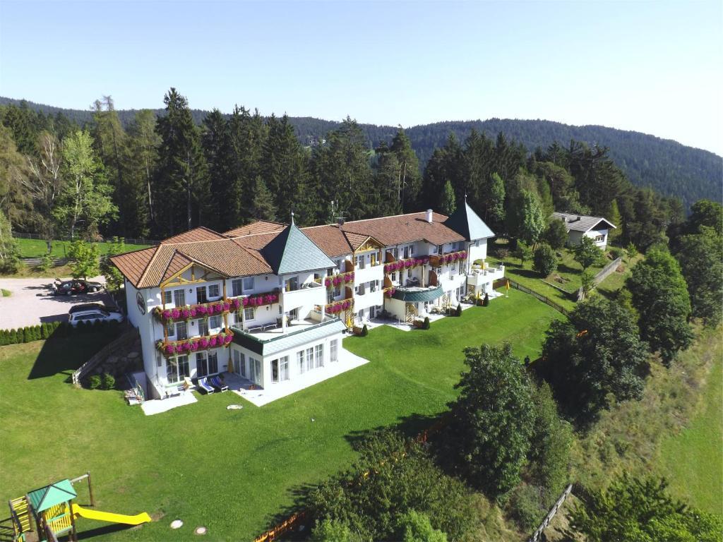 Vista aerea di Residence Rossboden