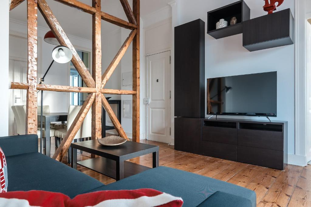 Elegant 3 Bedroom Flat With View In Principe Real Lisbon Updated 2020 Prices