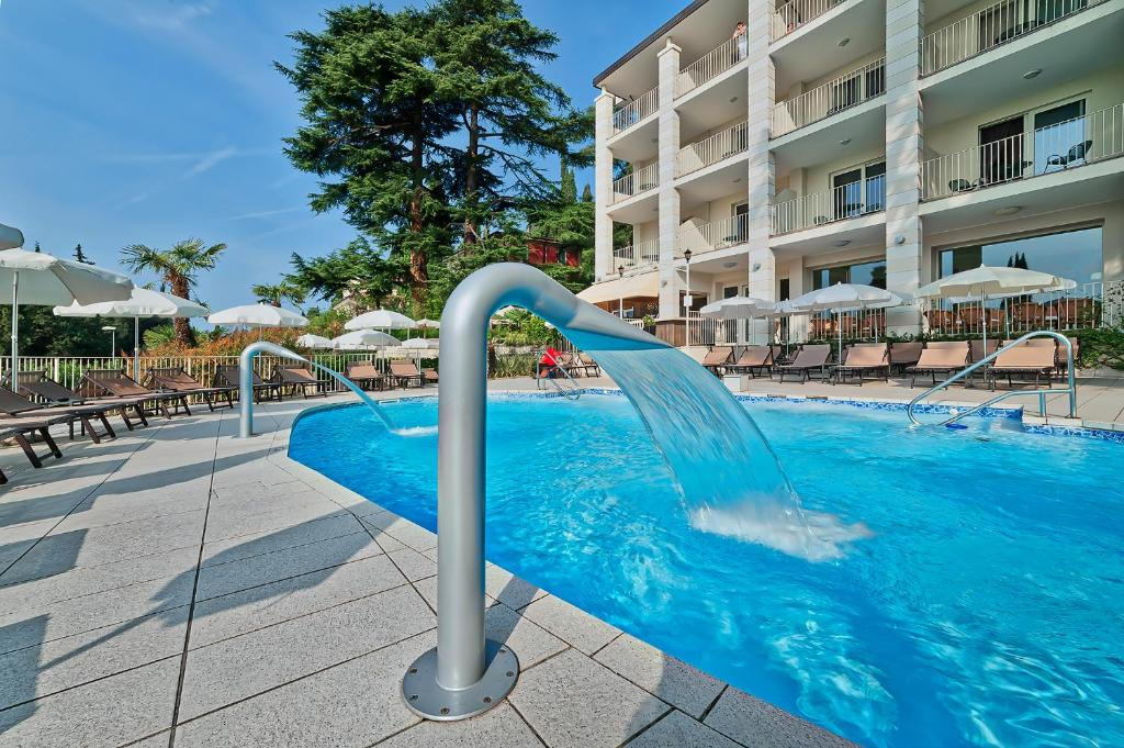 The swimming pool at or close to Hotel Excelsior Le Terrazze