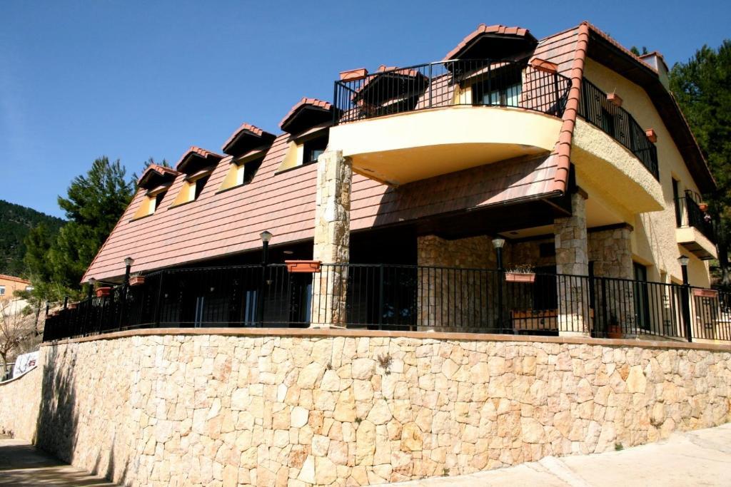 Hotel-Spa VegaSierra Bogarra, Spain