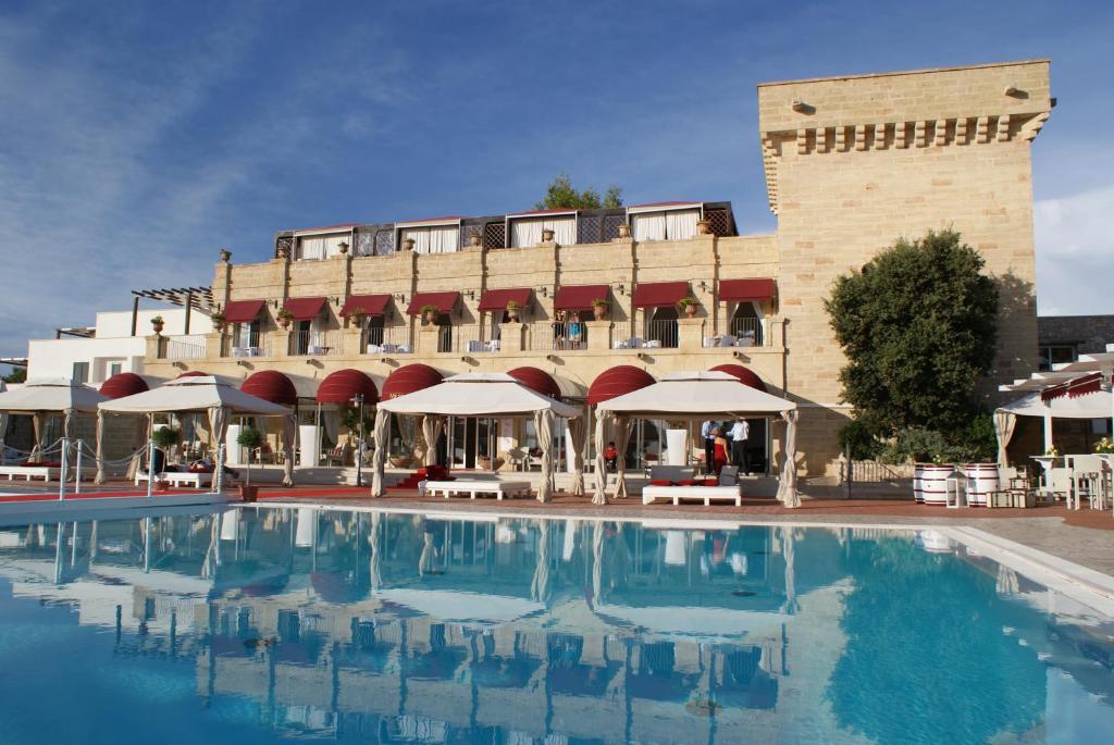 Messapia Hotel & Resort Leuca, Italy