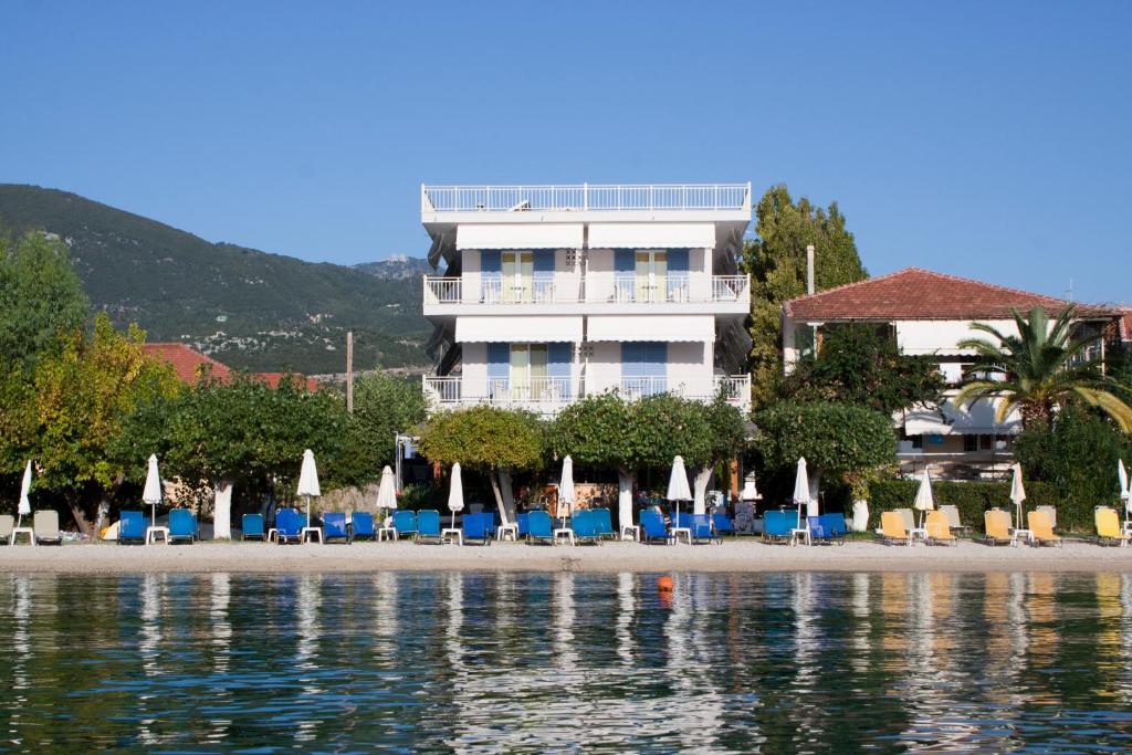 Hotel Nydri Beach Nydri, Greece