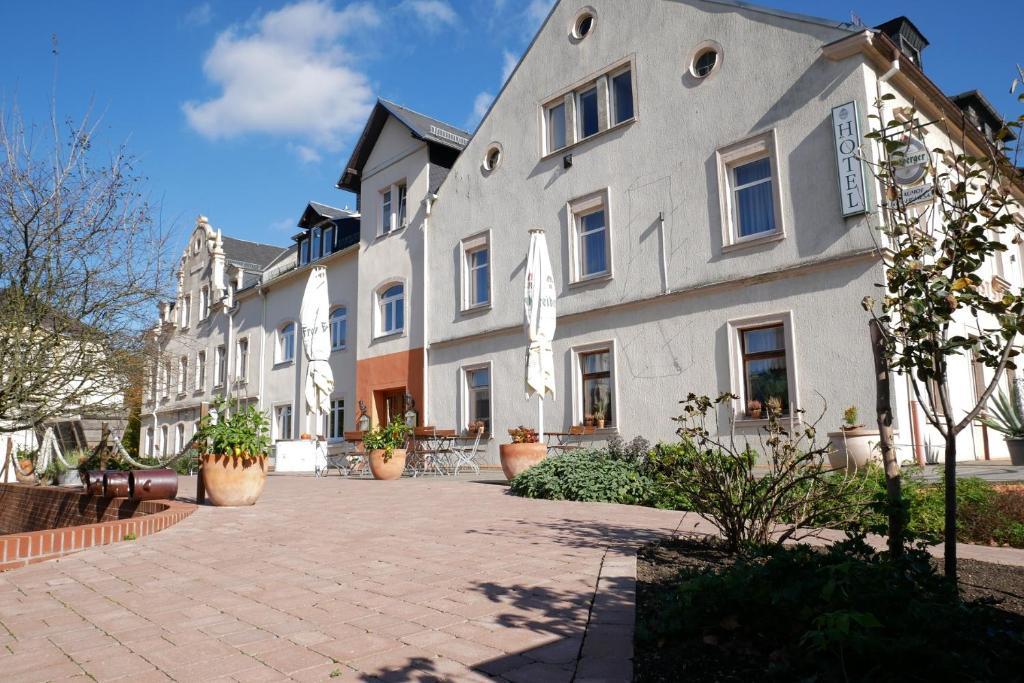 Hotel Garni Brauhof Niederwiesa