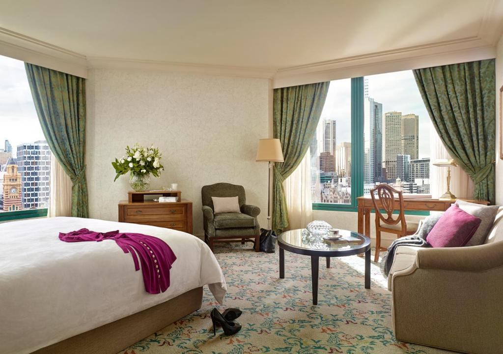 Most Romantic Hotels in Melbourne