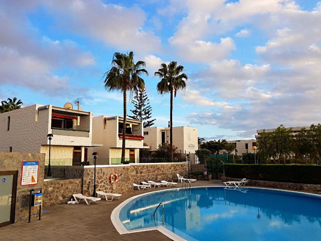 Piscina en o cerca de Apartment near the beach in Las Americas