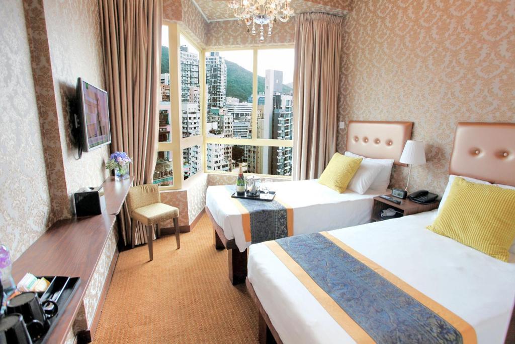 Grand City Hotel Hongkong Aktualisierte Preise Fur 2021