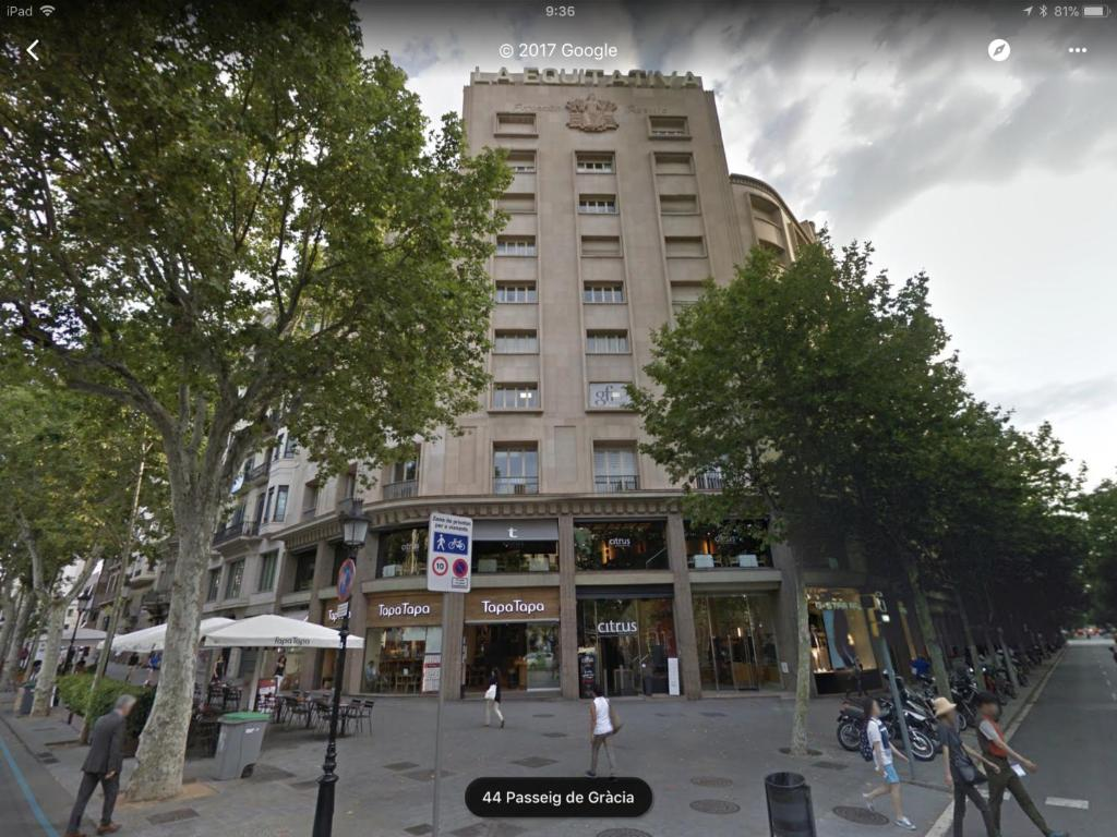 Passeig De Gracia Apartment Barcelona Updated 2021 Prices