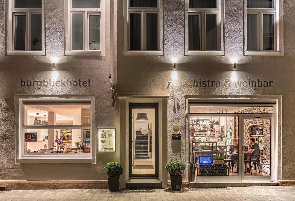 Burgblickhotel Bernkastel-Kues, Germany