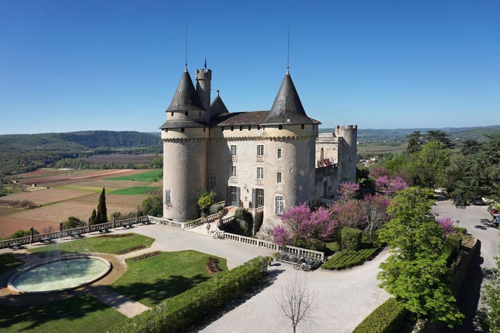 Chateau de Mercues Mercues, France