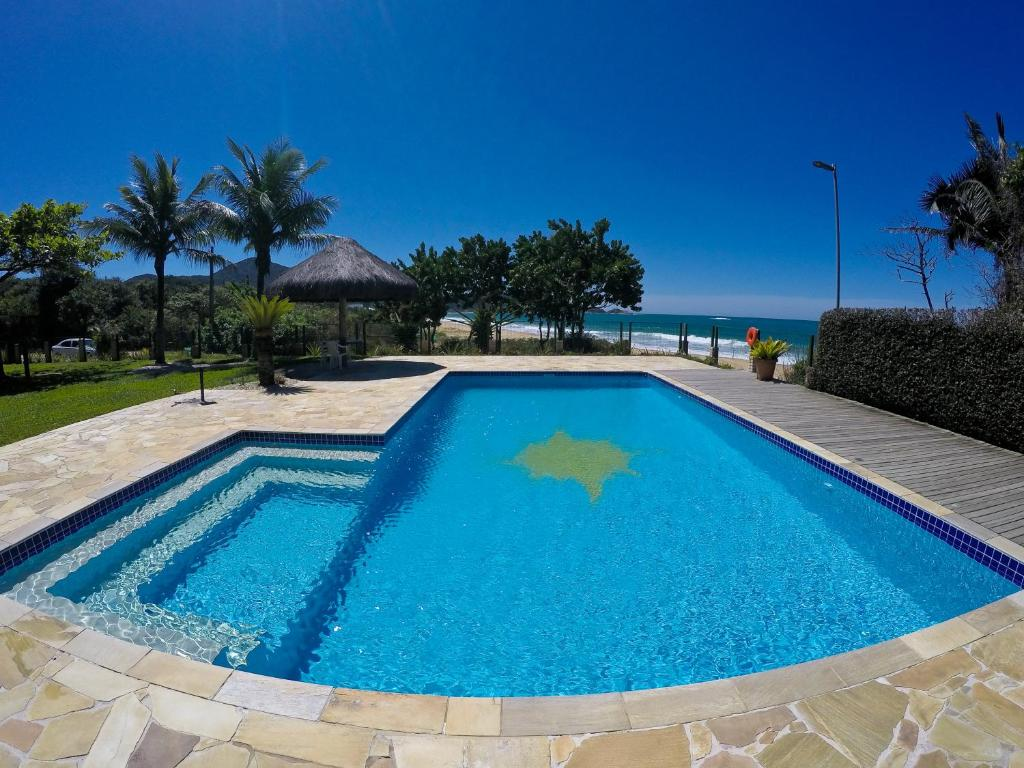 The swimming pool at or near O Costão do Sol