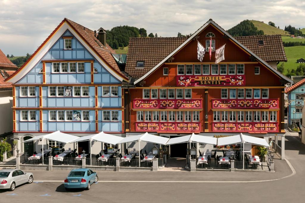 Romantik Hotel Santis Appenzell, Switzerland