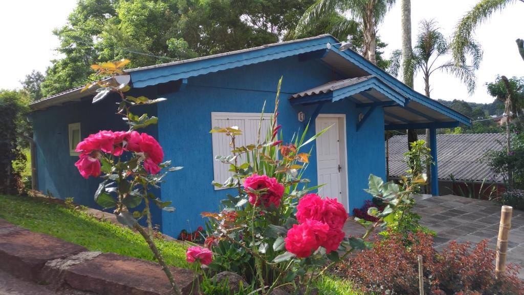 Sossego da Casa Azul