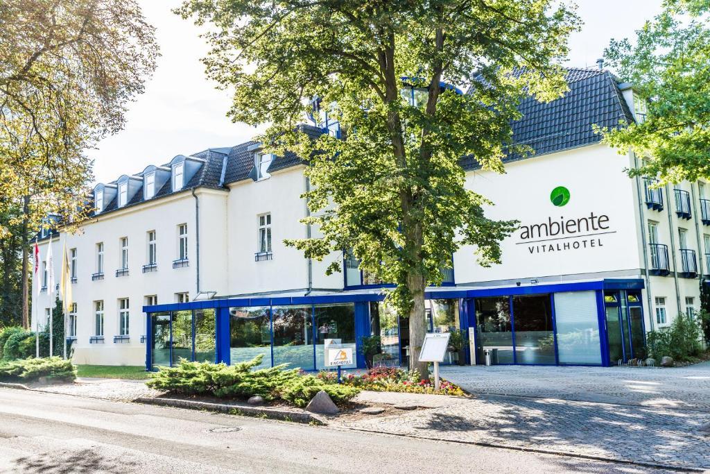 Ringhotel VITALHOTEL ambiente Bad Wilsnack, Germany
