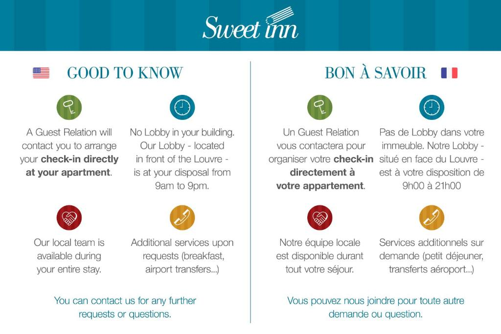 Sweet Inn Apartments- Place des Vosges