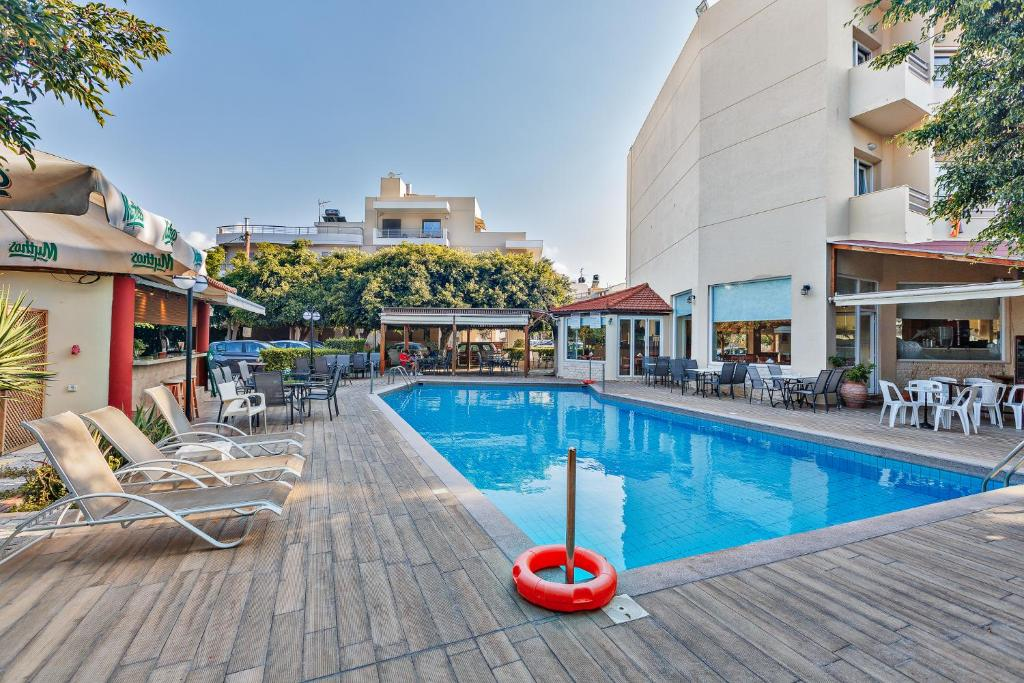 The swimming pool at or close to Sofia Hotel