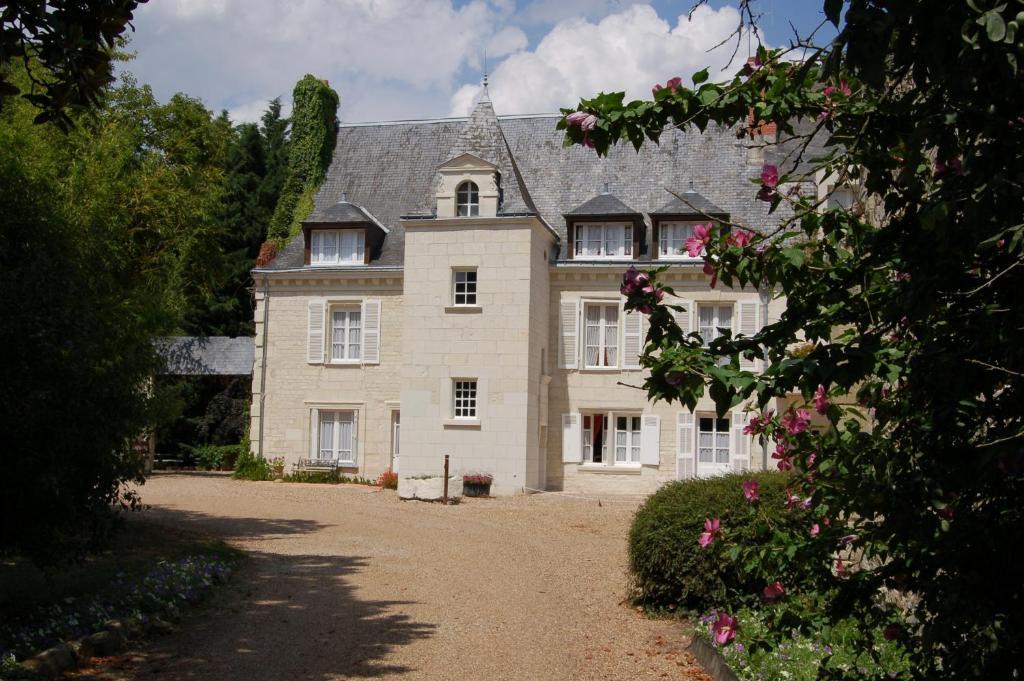 Logis Manoir De La Giraudiere Beaumont-en-Veron, France
