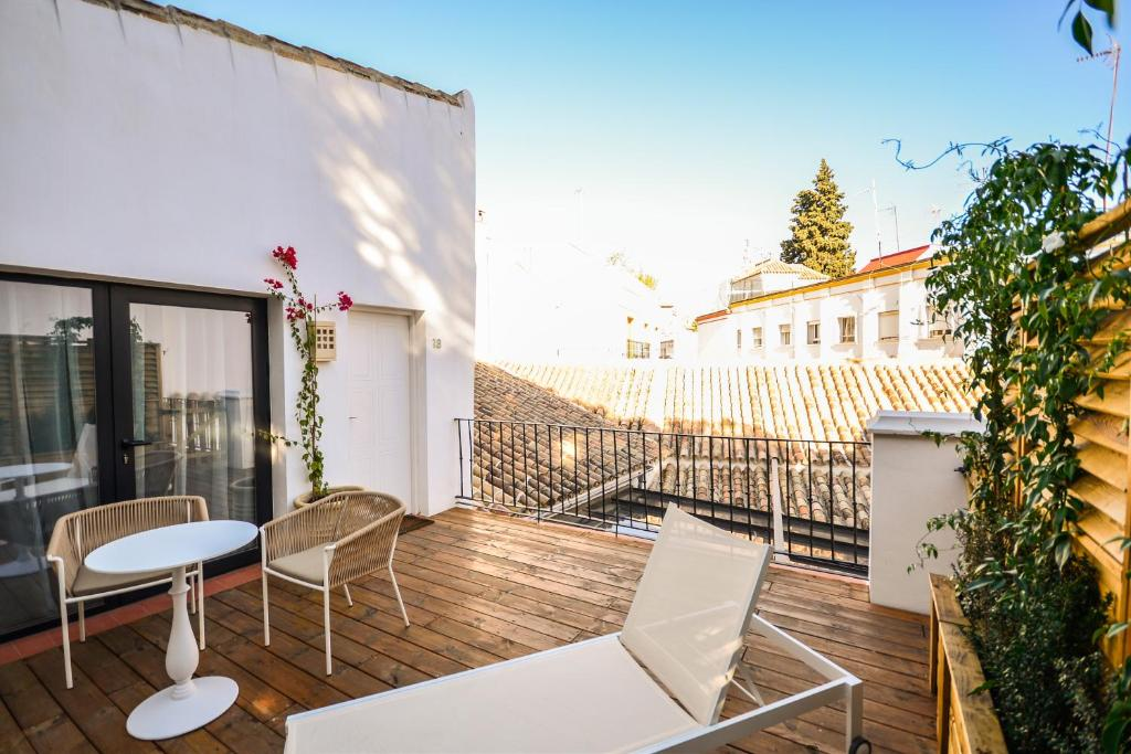 boutique hotels sevilla provinz  180