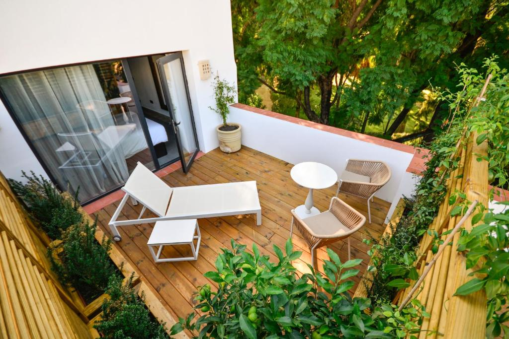 boutique hotels sevilla provinz  187