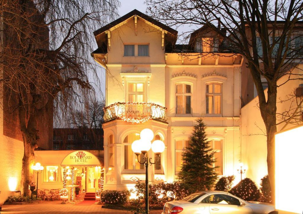 Boulevard Hotel Hamburg Hamburg, Germany