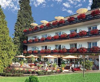 Hotel Behringer's Traube Badenweiler, Germany
