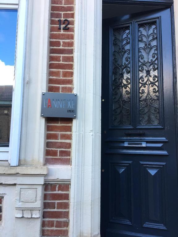 Façade ou entrée de l'établissement L'Annexe Amiens