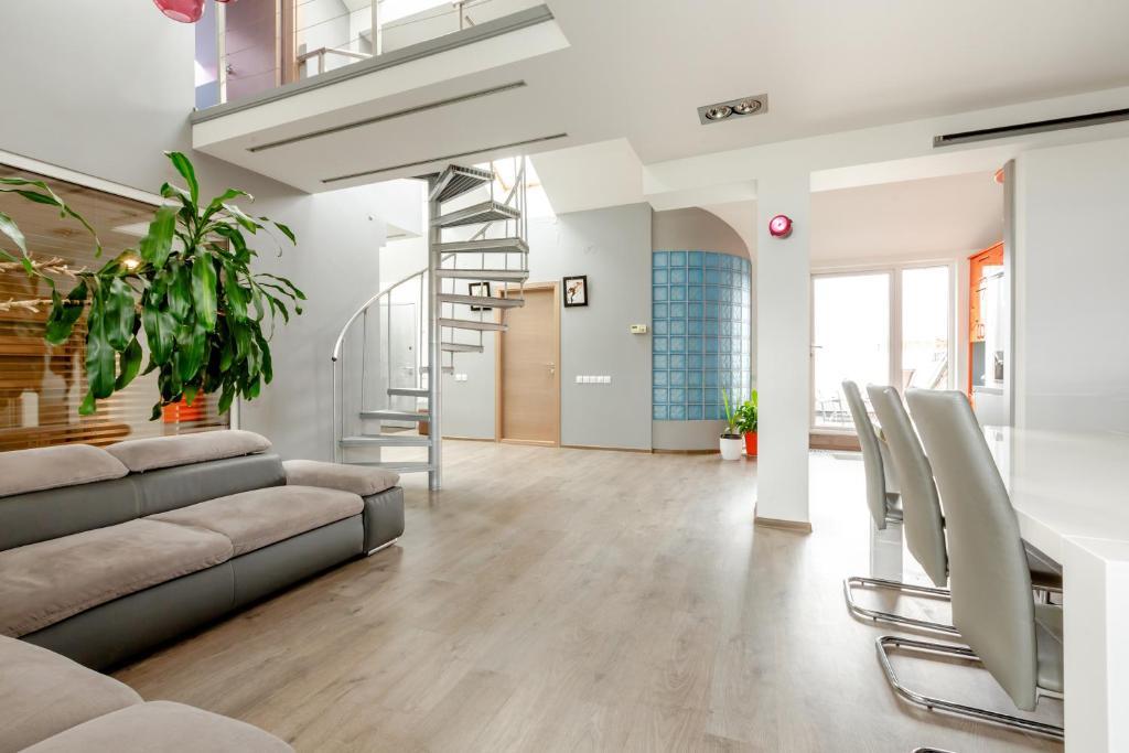 Penthouse Apartment Riga Precos Atualizados 2021