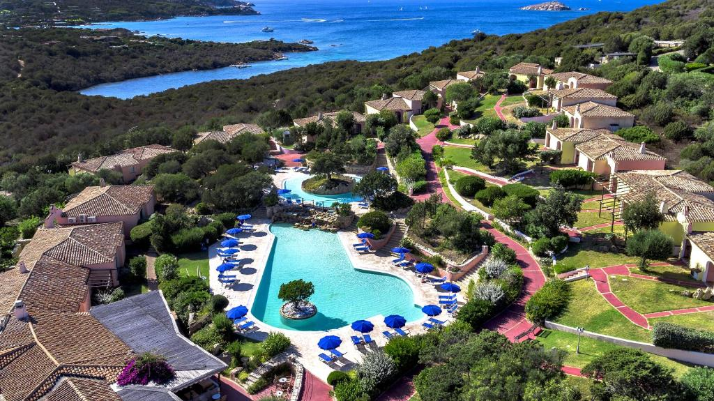 A bird's-eye view of Colonna Hotel Country & Sporting