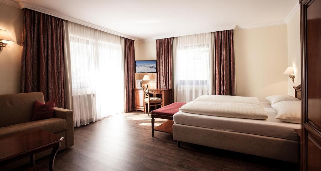 Hotel Gramaser Ischgl, Austria