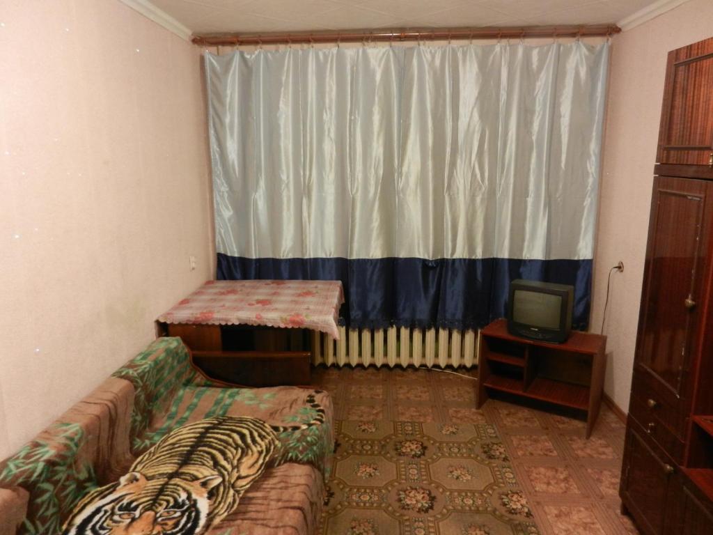 Гостиная зона в 1-комн. квартира в Рыбинске на часы/сутки/недели