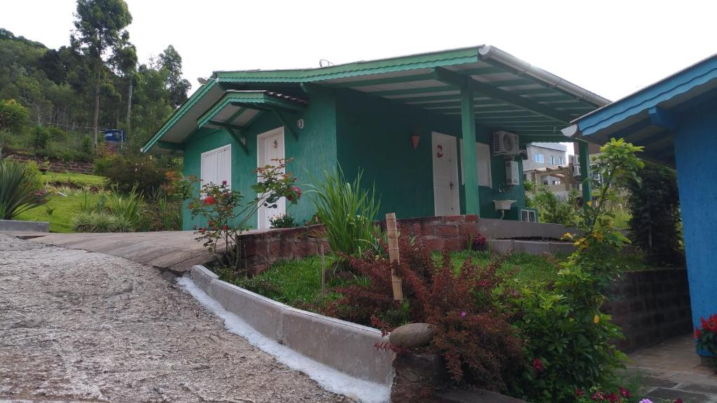 Sossego da Casa Verde