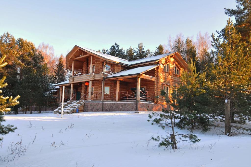Долина ИВолга зимой