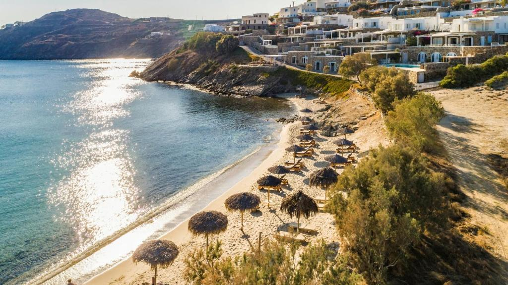 A bird's-eye view of Casa Del Mar - Small Luxury Hotels of the World