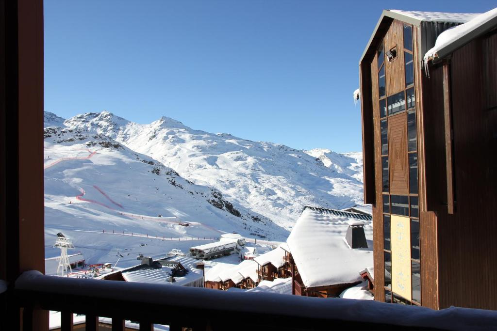 Silveralp during the winter