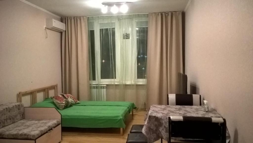 Гостиная зона в Апартаменты на Лысой Горе