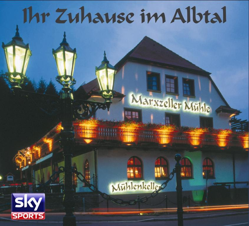 Hotel Marxzeller Muhle Marxzell, Germany